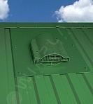K19-Wywietrznik połaciowy easy do blach płaskich i trapezowych